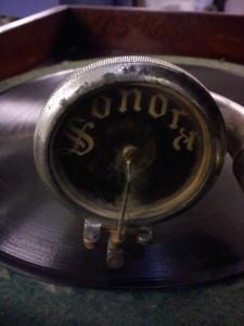 Sonora phonograph