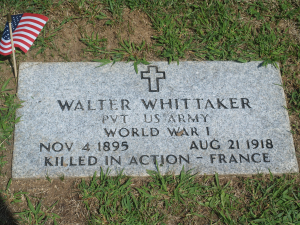 Walter Whittaker Collection
